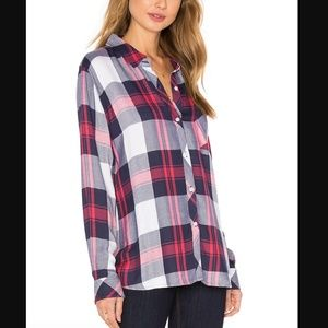 Rails Plaid Hunter Button Down Shirt